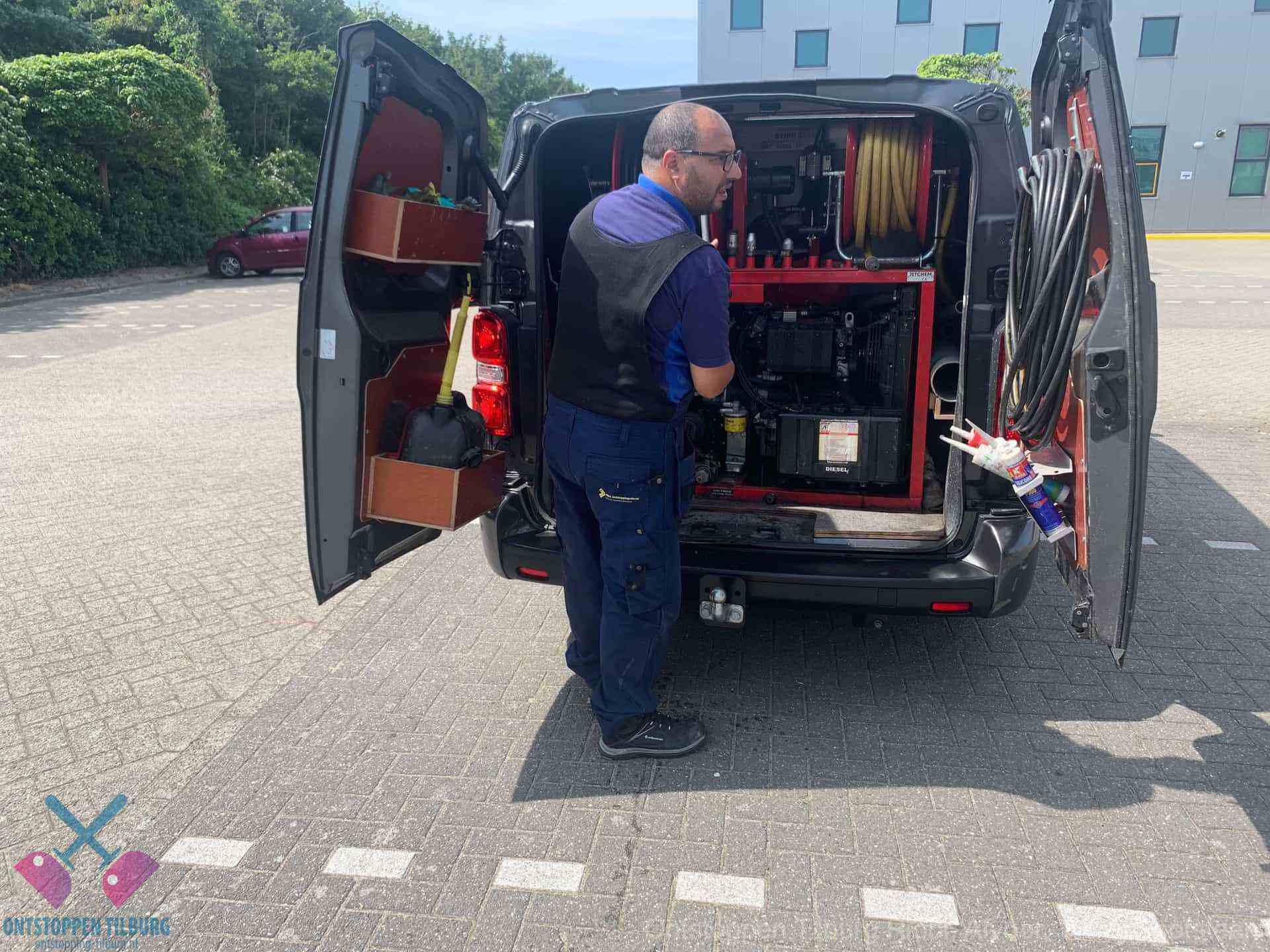 Loodgieter Tilburg Ontstopping
